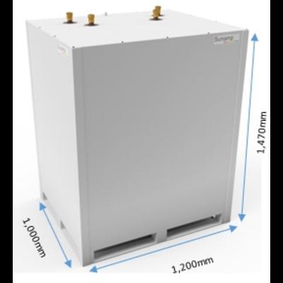 Tepelná batéria 90kWh Sunamp UniQ 80
